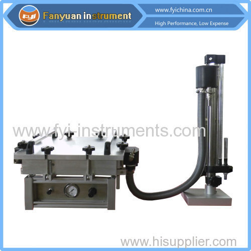 Flow Rate Tester : Geosynthetics in plane water flow rate tester