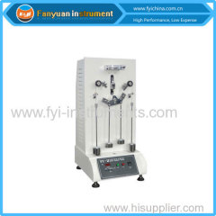 Failure Zipper Reciprocating Fatigue Tester