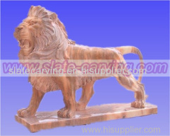 stone lion.stone tiger.animal statues.marble lions.marble tigers