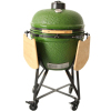 Outdoor Smokeless Charcoal Ceramic BBQ Stove Grill