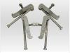 bailey bridge Transom clamp