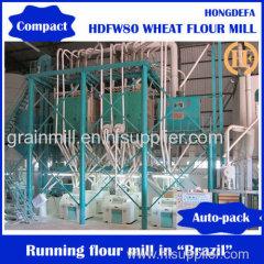 wheat flour making machine flour mill machine