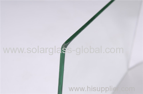 4.0mm AR coated ultra clear solar glass for factory directly on hot sale