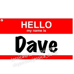 Hello My Name Is Stickers And Labels Printing Name Tags Labels Badges Stickers Peel Sticker Adhesive