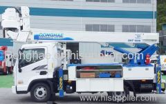 Donghae Insulated Aerial Platform Electricity hot-line work platform insulated boom