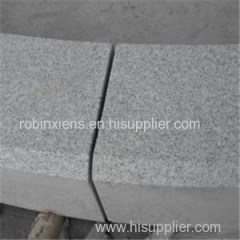Granite Curved Curbstone Product Product Product