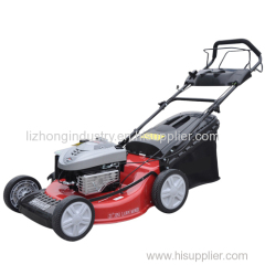 Briggs & Stratton 6.0Hp 21Inch Steel deck Self propelled petrol lawn mower