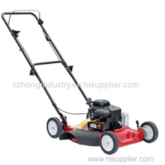 B&S 3.5Hp 20Inch Steel deck hand push gasoline automatic lawn mower