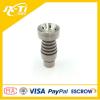 Grade 2 smoking titanium 14mm 18mm domeless nail