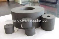 Circular Shaped Tungsten Carbide Plate Blank