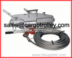 Wire rope pulley blocks price list