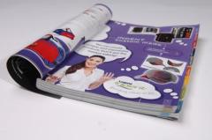 Office supplies store paperback business brochure