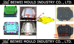 car engine cover mould