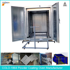Drying Oven for Powder Coating Equipment