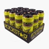 Rock-star Energy Drink Rock-star Energy Cola Rock-star Sugar Free Rock-star Zero Carb Rock-star Pure Zero