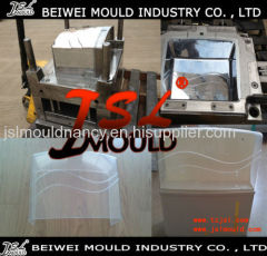 Injection plastic water purifier cabinet mould mold