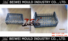 Injection Plastic bread Tray Mould