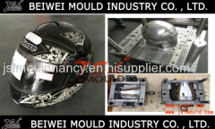 Cutom motorcycle plastic full face Helmet injection moulding
