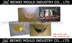 Injection plastic helmet face shield visor mould