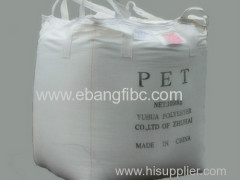FIBC big bag for PET or PTA with liner