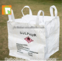 FIBC big bag for fodder