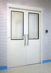 Automatic Swing Door For Hospital Bedwards And Corridor Double Open