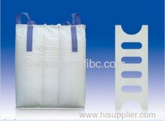 baffle jumbo bag for mineral products