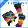 Good quality fresh color casual men's socks China men's socks manufacture