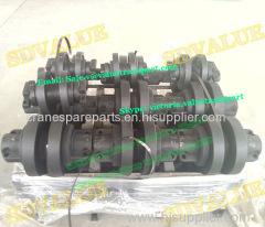 HTIACHI Crawler Crane KH180-2 Track Roller Bottom Roller