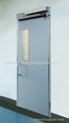 Automatic Swing Door For Hospital Bedwards And Corridor Single Open