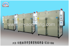 The car type and double doors hot air circulate drying Oven-high precision laboratory & industrial drying oven