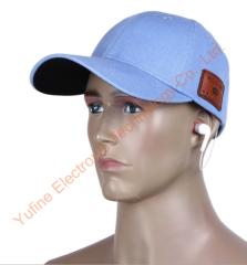 Bluetooth music cap wireless music cap sports music cap wireless Knitted cap Christmas cap Sun music hat