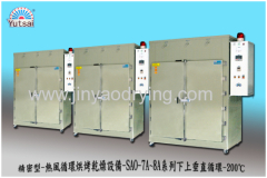 The programmable Hot air circulate drying Oven-high precision hot air oven