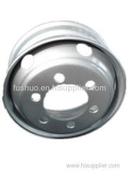 Stainless steel method race wheels