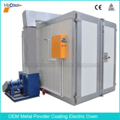 Electric Powder Coating Ovens for Sales
