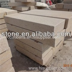 Yellow Granite Kerbstone Product Product Product