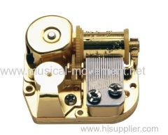 Sankyo Spring Power Key Wound Music Boxes