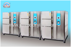 Hot and cold impact testing equipment- thermal shock chamber supplier