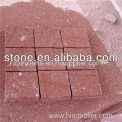 Red Granite Pavers Product Product Product