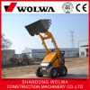 China mini loader with several ripper teeth loosener skid dumper