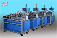Automatic slitting arrange machine (special type