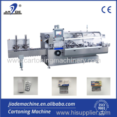 Automatische High Speed ​​Continuous Kartonierer