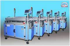 LS series automatic collecting and feeding material equipment -(double head)