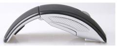 2.4G Folding/ARC wireless mouse