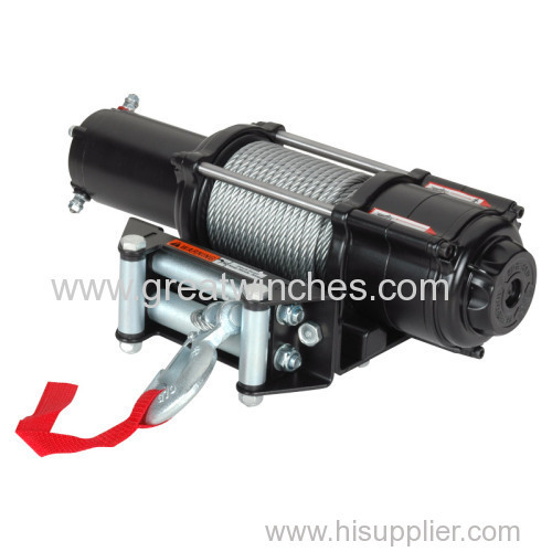 UTV Electric Winch With 4000lb Pulling Capacity (Lengthen Model)
