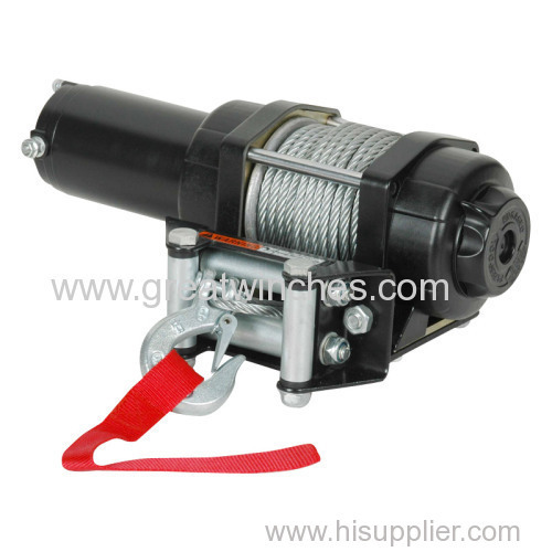 ATV Electric Winch With 3000lb Pulling Capacity ( Updated Model )