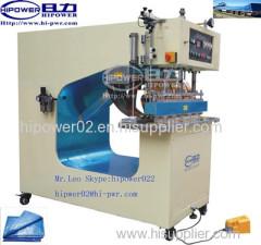 PVC tarpaulin welding machine