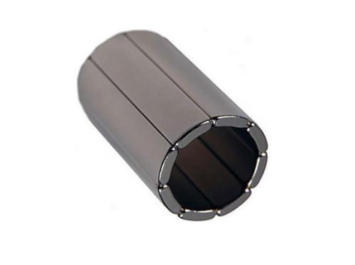Make the groove arc neodymium magnet like bracelets/Magnet Generator