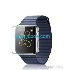 Riipoo Apple Watch 38mm Temepred glas Screen Protector 2.5D radialen 0,3 thinkness en 9 H hardheid