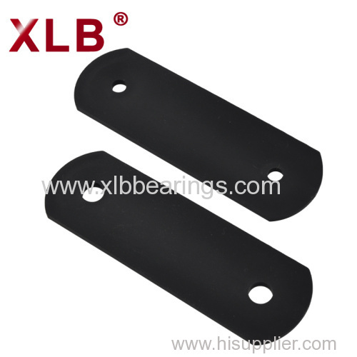 Machining CNC Low Price Plastic Silicon Shims